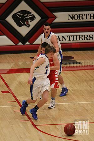 Collin Anderson 2013-2014 Wildcat Basketball