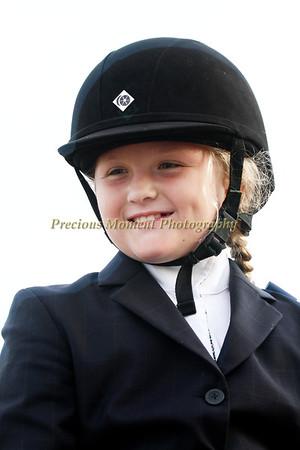Scarlett Siskind at the Wellington Equestrian Center in Wellington, Florida - October 2015