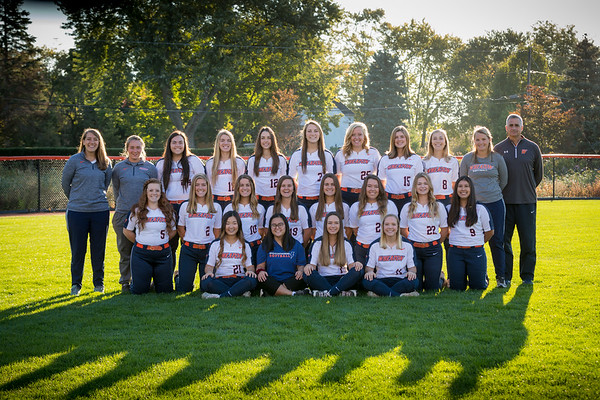 Wheaton College 2019 Softball