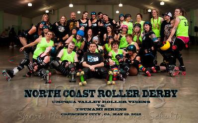 Roller Derby 2012