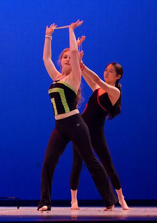 Coup'e Theatre Studio Dance Festival 2012, June 3, 3 PM Performance