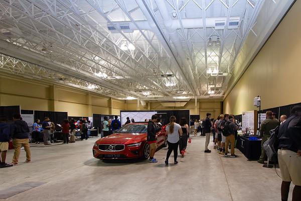 Charleston high school STEM career fair 2018