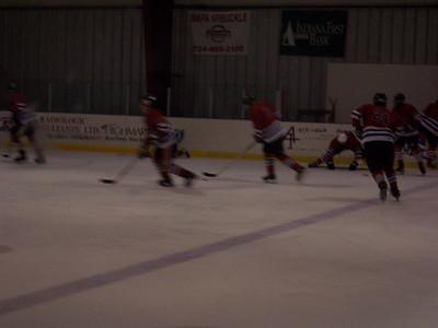 Hockey, Nov 14, 2003