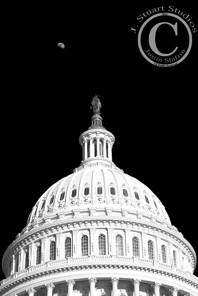 Capitol Moonrise