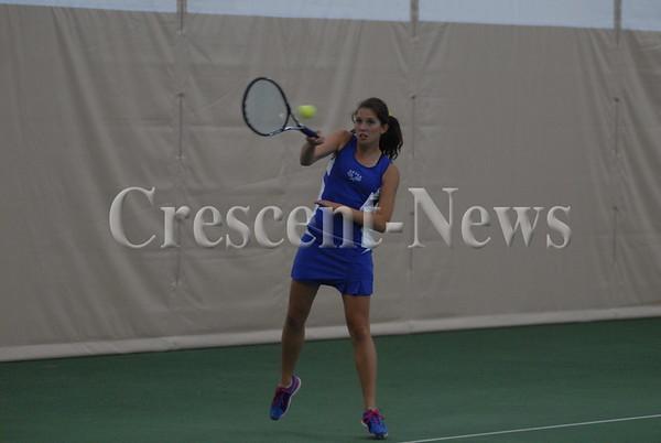 10-03-13 Sports Girls Tennis @ DC