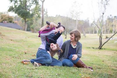 Holton Family 2015