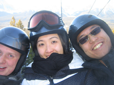 January 19 - Lake Louise snowboarding