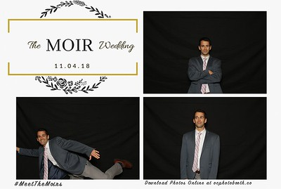 The Moir Wedding