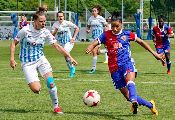 FC Basel  Frauen - FCZ Frauen  2:2 / 29.4.2018