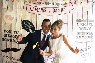 Boda Daniel & Damaris 09-09-2017