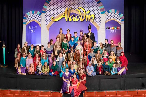 Aladdin Cast Photos
