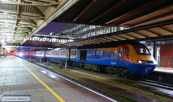 2020 - East Midlands Railway
