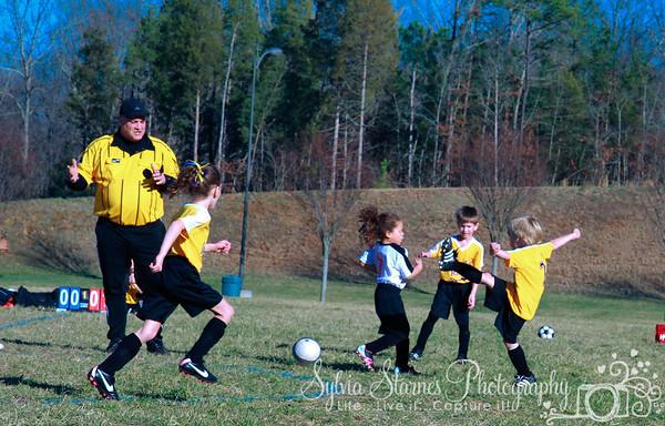 Soccer Game 02.24.13