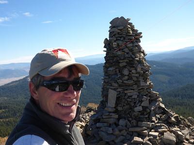 Haskell Peak (W6/NS-162) SOTA Activation 10/21/2013