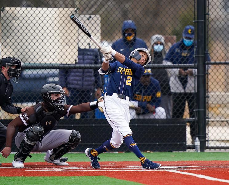 Coppin State vs LeHigh Baseball