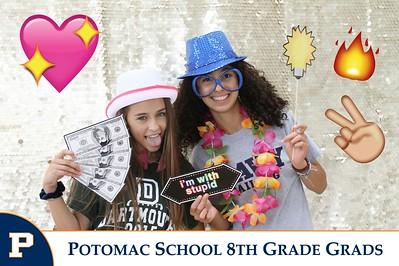 Potomac School 8th Grade Graduation 2018