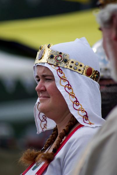 Queen Tessa - Midrealm