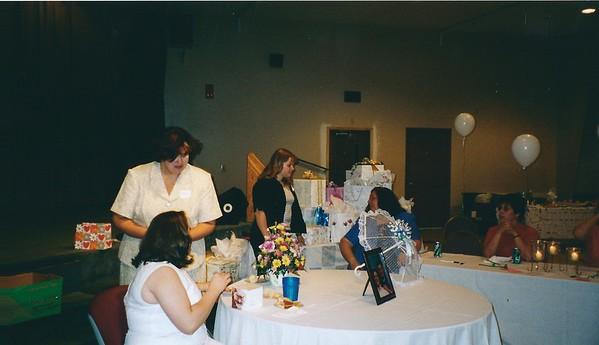 Marna's Wedding Shower - 1999