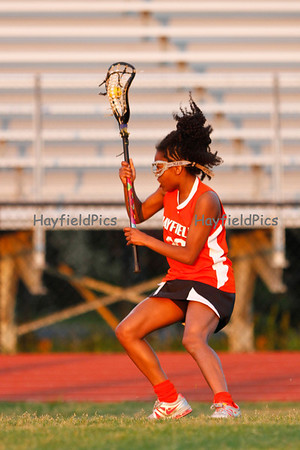Lacrosse Girls Mount Vernon 4/19/12