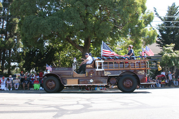 Alameda Independence Day Parade 2007