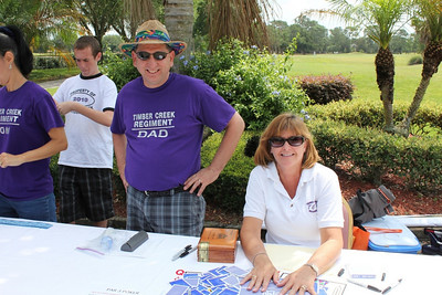 2011 TCHS Golf Tournament - Rio Pinar C,C,