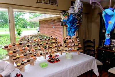 Cody's Graduation Party - June 4, 2016