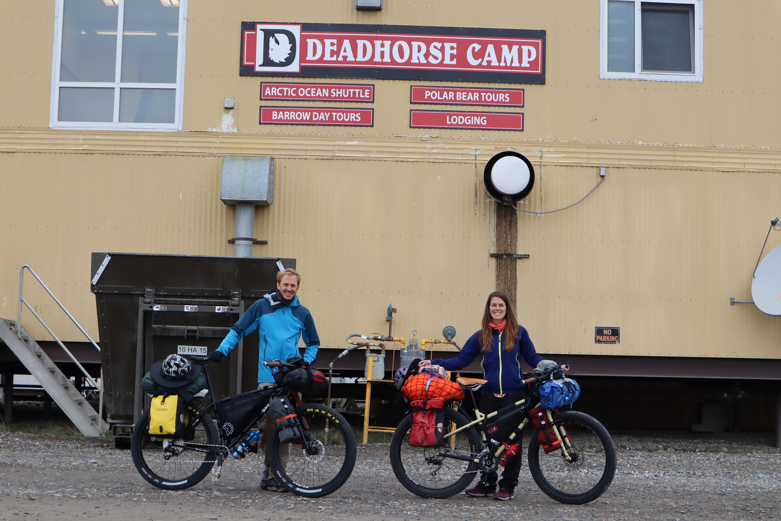 Deadhorse Camp