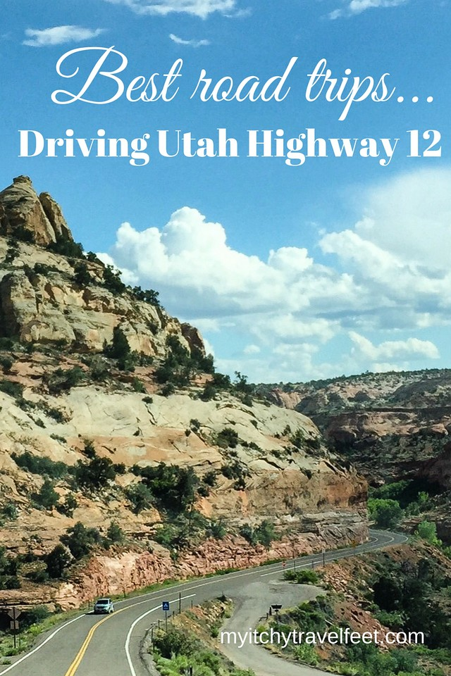 Tips for driving Utah Highway 12 Scenic Byway, one of the best road trips in America.