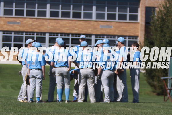Fallsburg vs. Sullivan West Baseball