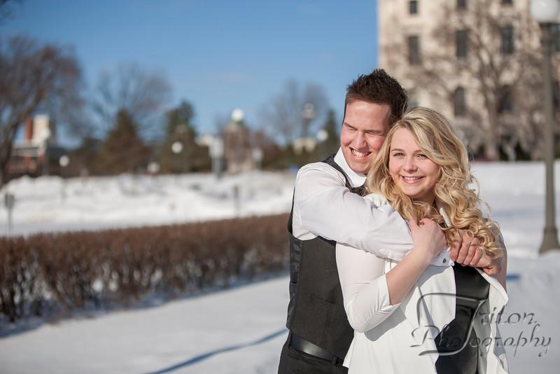 Vitaliiy & Mila Engaged
