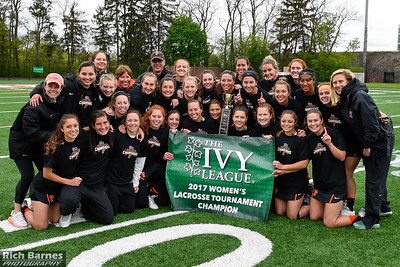 NCAA WLax: Princeton at Cornell: Ivy Final; 5/7/17