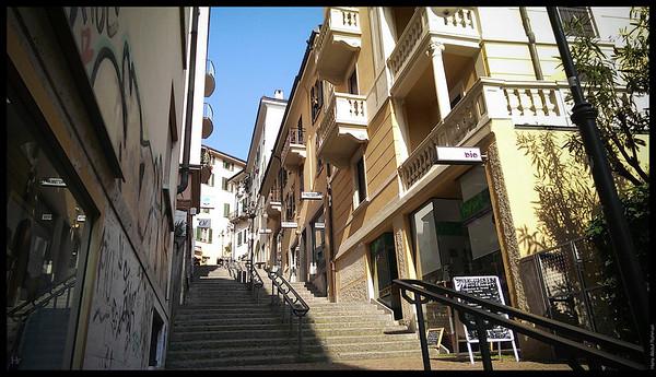 Lugano Town Walk
