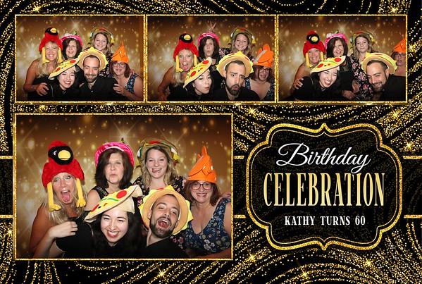 Kathy's 60th Birthday!