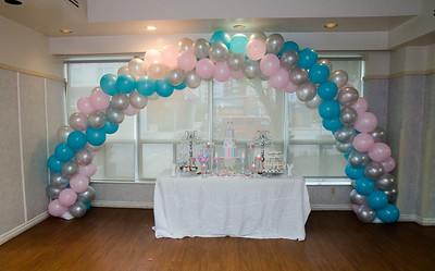 Reneisha and Yannick's Baby Shower