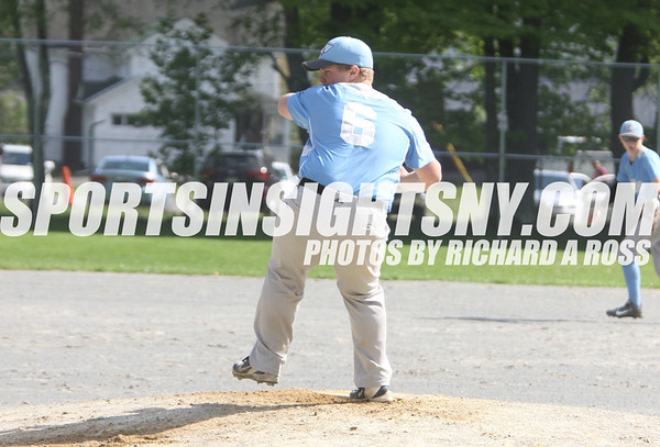 Sullivan West vs. Livingston Manor Baseball