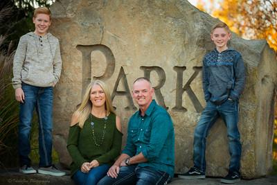 Murri Family Portraits