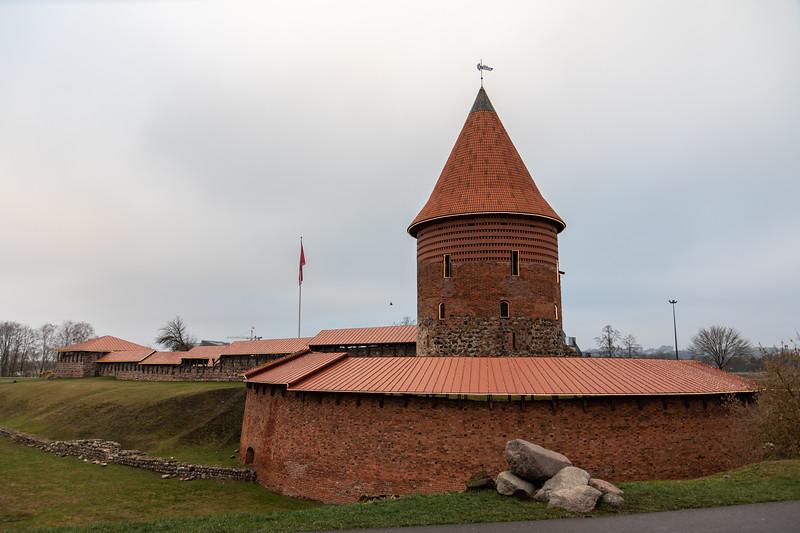 Old Kaunas Castle