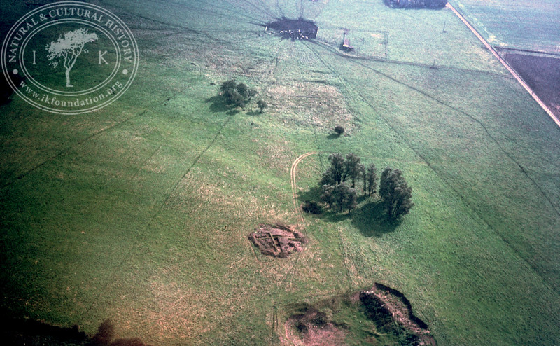 Pangs mound, 1,2km southeast Brunnby Church | EE.1283