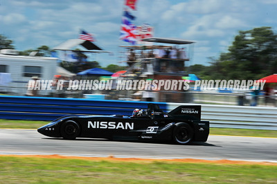 2012-03-15 Sebring Deltawing - Nissan 2 Lap Demo Session