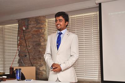 050614 Dwij's Last Ottawa Rotary  Presentation