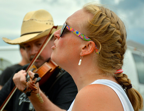Grey Fox Bluegrass Festival  2014