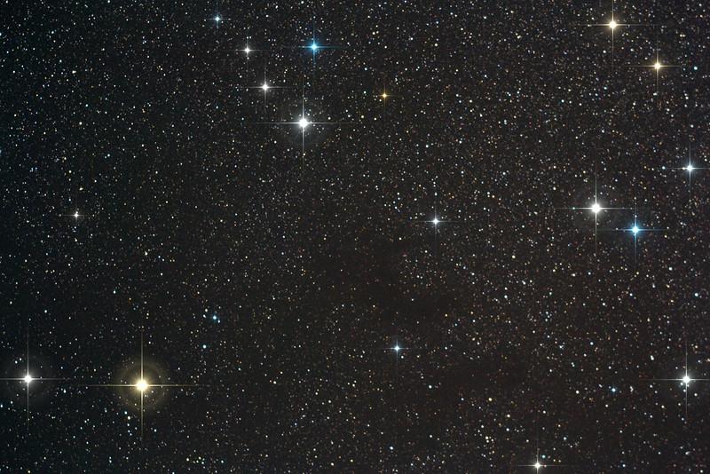 Dark nebula B142-3