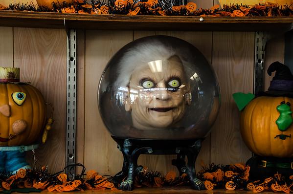Mazza's Halloween