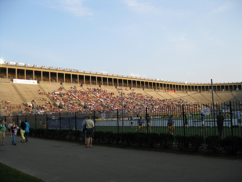 Boston Breakers vs. Sky Blue FC, July 25, 2009.