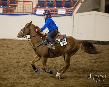 14 Barrels Ponies Jr