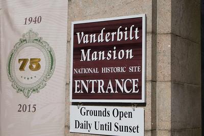 Vanderbilt Mansion National Historic Site - NY - 071216