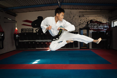 Black Belt Shoot - Thanet Taekwondo Academy