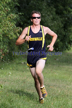 2011 NHS Boys CC / Western Reserve & Wellington