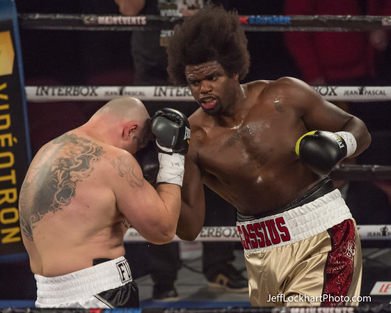 Cassius Chaney vs. Zoltan Csala