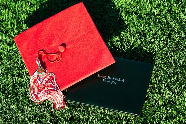 Uintah High Graduation - May 2018